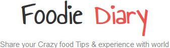 Foodie Diary