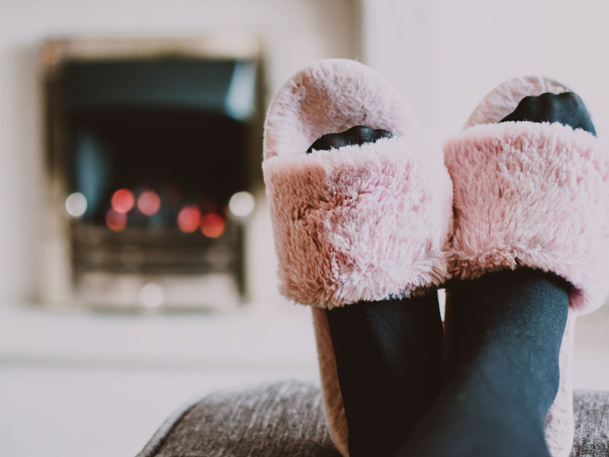 Beautiful Slippers For Home