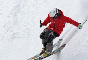 Snowboarding Game Held In Switzerland With Grand Ceremony